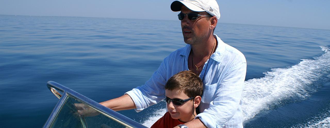 fête des pères permis bateau