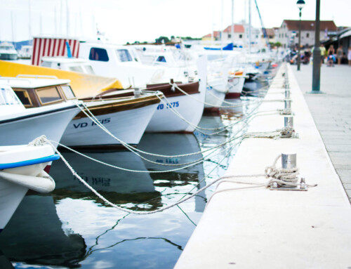 Utiliser la radio maritime CRR